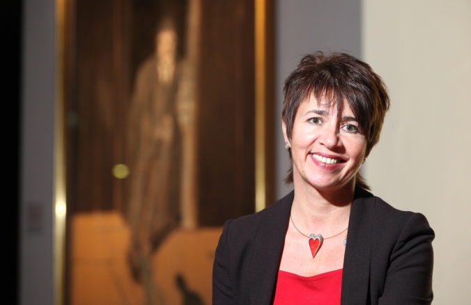 Wendy Gallagher, Arts & Health Manager at The Whitworth and Manchester Museum