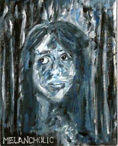 Alice Ryrie, Melancholic