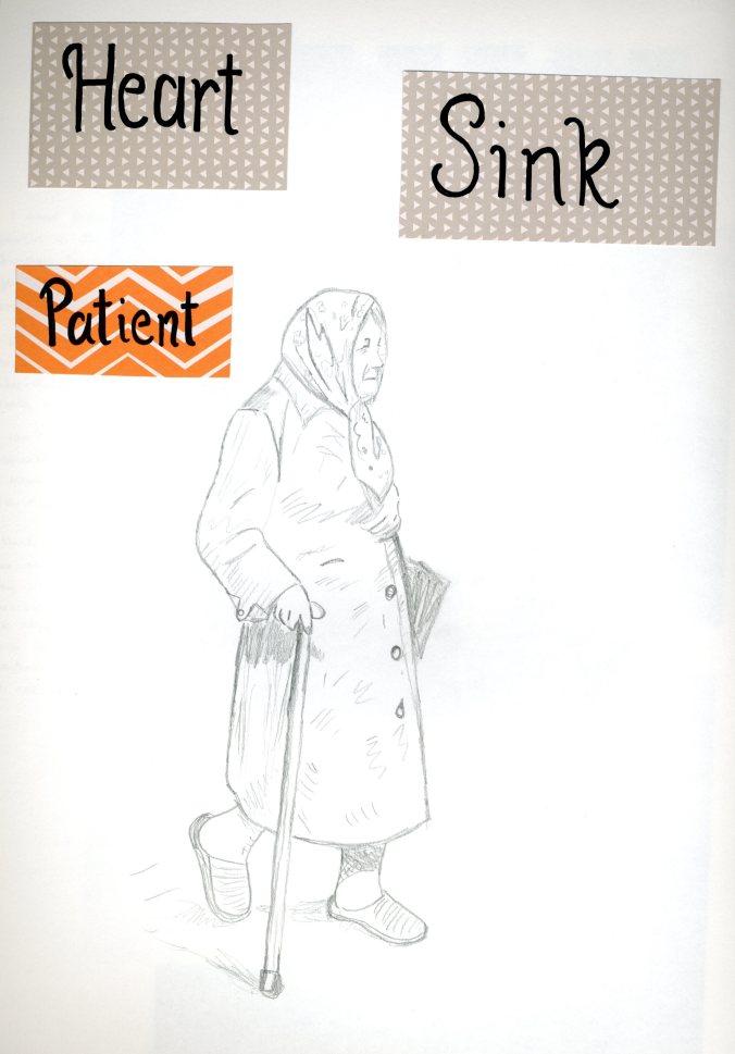 Gemma Wilson, Heart-sink patient